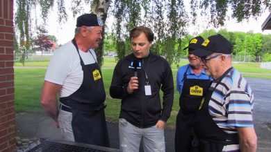Photo of ÄFF-TV: Strike för de rutinerade rävarna vid grillen