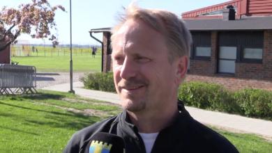 """Photo of TV: Magnus Nilsson: """"Glad att få vara med på den här resan"""""""