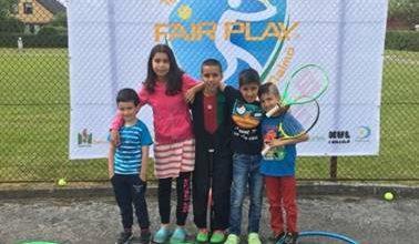 Photo of Fair Play ordnar gratis tennisspel i Malmö