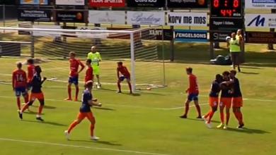 Photo of TV: Kristianstad spelade oavgjort mot Tvååkers IF
