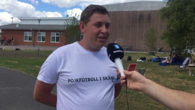 Photo of Premiär för Pojkfotboll i Skåne Cup