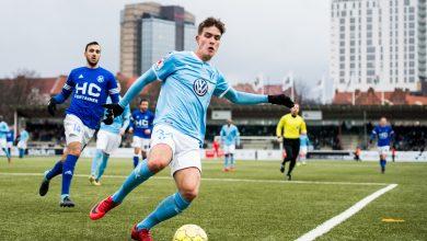 Photo of Äkta hattrick av Pavle Vagic när MFF U19 besegrade Kalmar FF