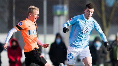 Photo of Sjätte raka segern för MFF U19 – 3-0 mot HIF