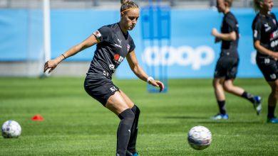 Photo of Ett år till för Sanne Troelsgaard i FC Rosengård
