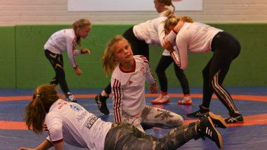 Photo of Bildspecial: Träning hos Dalby Brottarklubb