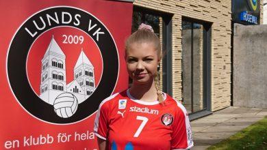Photo of Lunds VK får behålla centern Helena Thulin