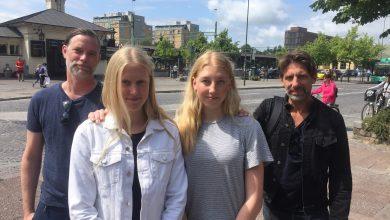 Photo of Elittränarnas döttrar klara för landslaget