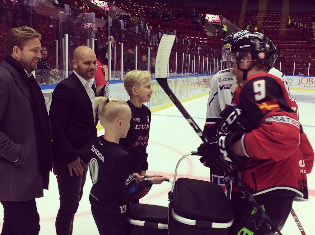 Skoda har hockey i sitt DNA Skånesport