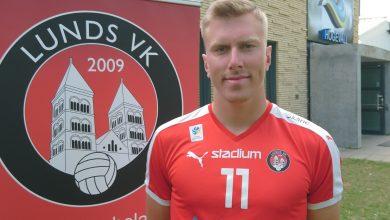 Photo of Martin Bergman lämnar Ystad och återvänder till Lunds VK