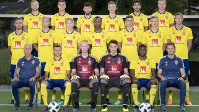 Photo of U21-landslaget EM-kvalar i Helsingborg