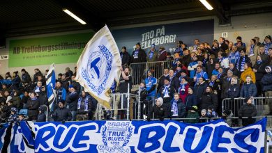 Photo of True Blues inför allsvenska omstarten