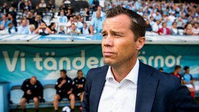 Photo of Daniel Andersson: Guillermo Molins är anfallare