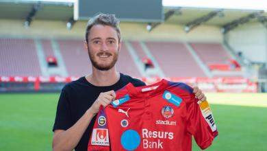 Photo of Rasmus Jönsson tillbaka i Helsingborgs IF