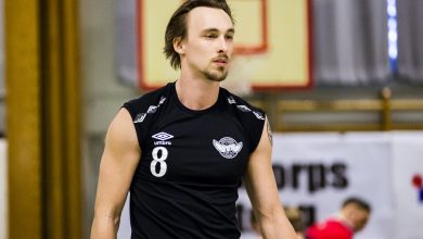 Photo of Örkelljunga Volley förlänger med West Helgesson