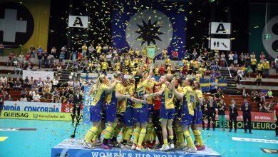 Photo of VM-guldvinnare till Malmö FBC