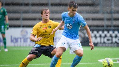 Photo of Pavle Vagics frisparksmål räckte inte till poäng för MFF U19
