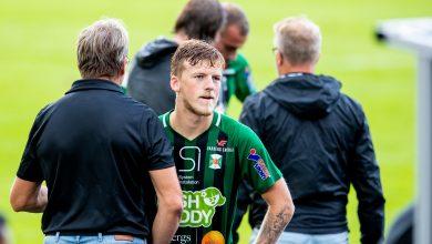 Photo of Mål av Teddy Bergqvist när Varberg slog MFF U21