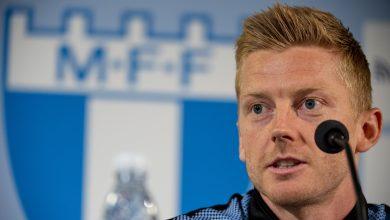 """Photo of """"AC"""" tycker att det är extra kul att möta ett danskt lag"""