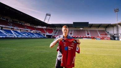 Photo of Markus Holgersson återvänder till Helsingborgs IF