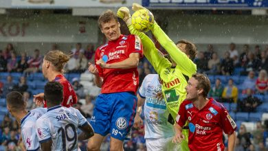 Photo of Bildspecial: Helsingborgs IF – Gefle IF