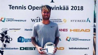 Photo of Andra raka ITF-titeln för Fair Plays Gustav Hansson
