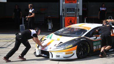 Photo of Jimmy Eriksson hoppas utmana de bästa Lamborghini-teamen