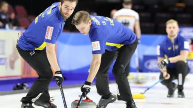Photo of EM i curling till Helsingborg 2019