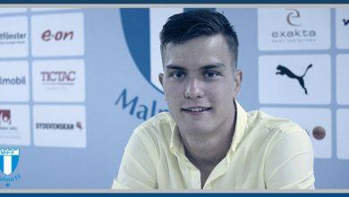 Photo of Pavle Vagic får A-kontrakt med MFF och lånas ut till Superettan