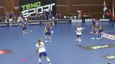 Photo of TV: Ellen Rasmussen låg bakom tre av fyra mål när Sverige vann