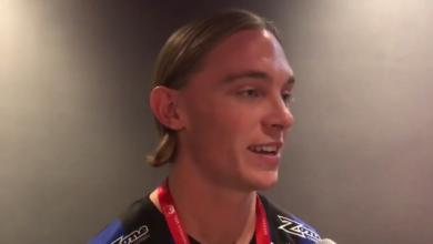 """Photo of TV: Jonathan Nilsson: """"Höllviken är ett roligt lag att möta"""""""