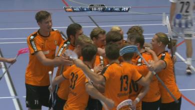 Photo of TV: Seger för Höllviken i derbyt mot Helsingborg