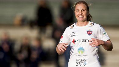 Photo of Två år till i FC Rosengård för Viggosdottir