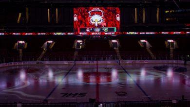 Photo of Malmö Redhawks visar MFF-matchen i Malmö Arena