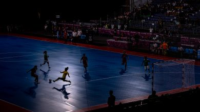 Photo of Ett historiskt seriespel i Futsal drar igång