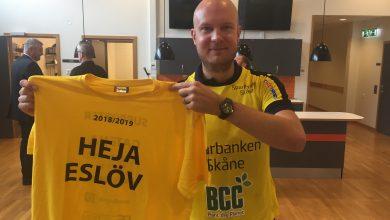Photo of Eslövs IK tar nytag inför SHE-återtåget