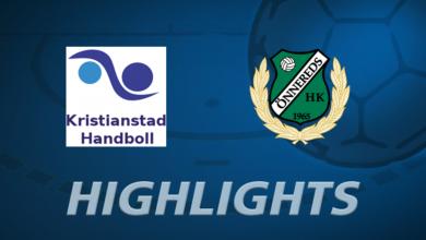 Photo of TV: Säsongens sjunde förlust för Kristianstad Handboll