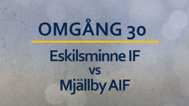 Photo of TV: Eskilsminne IF tappade kvalplats efter förlust