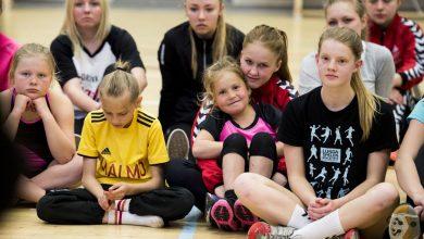 Photo of Lilla EM – unikt skånskt handbollsprojekt för skolelever
