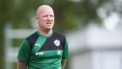 Photo of Jörgen Pettersson en av två nya tränare i BK Landora
