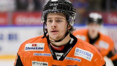 Photo of Kristianstadfostrade Carl Persson vänder hem till Malmö Redhawks