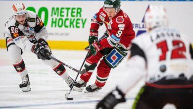 Photo of Redhaws föll mot starkt Frölunda