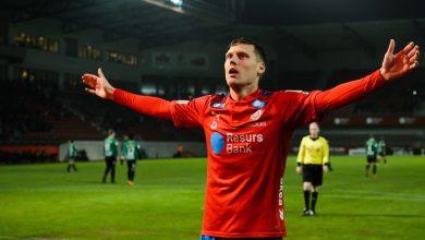 Photo of Bjarnason till isländska landslaget