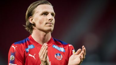 Photo of Carl Johansson lämnar Helsingborgs IF