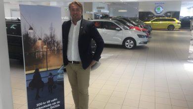 Photo of Škoda satsar vidare på hockey – provkör och bidra till din förening
