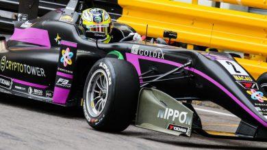 Photo of Joel Eriksson säkrade plats i första startled i Formel 3-finalen