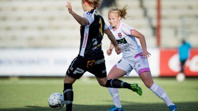 Photo of Ung back lämnar FC Rosengård