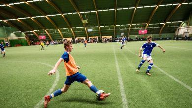 Photo of MFF-finansierad dörr räddade Skånecup-spel i Kombihallen