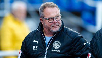 Photo of Roar Hansen tillbaka i Ängelholms FF