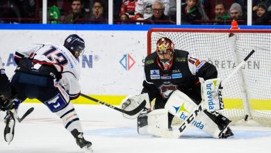 Photo of Redhawks kom ikapp – men föll i overtime