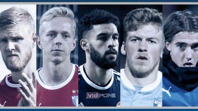 Photo of Inga nya avtal för fem MFF-spelare